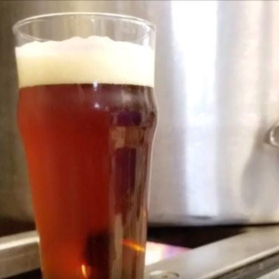 Brewing Drinkin' Buddy Amber Ale